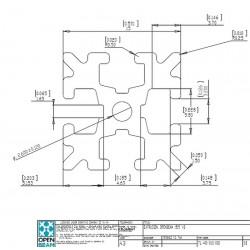 Konstrukční profil OpenBeam