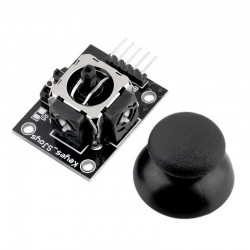 Analogový joystick - modul