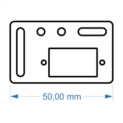 Držák mikroserva